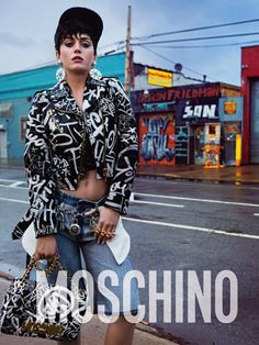 Katy Perry Moschino Kampagne