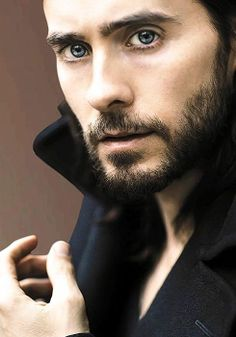 Jared Leto - 30 Seconds to Mars  http://jaredleto.com/