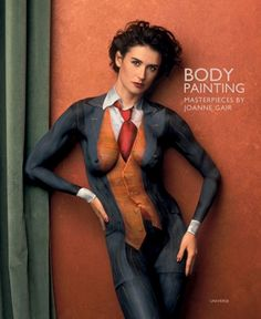 """"""" ~ Demi Moore, body painting by Joanne Gair, photographed by Annie Leibovitz Annie Leibovitz, Body Painting Artists, Woman Painting, Body Paintings, Performance Kunst, Cuerpo Sexy, 1 Tattoo, Demi Moore, Portraits"""