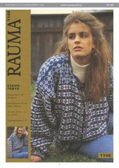 Stripetrøye Fair Isle Pattern, Bunt, Contemporary Design, Knits, Men Sweater, The Incredibles, Inspired, Patterns, Knitting