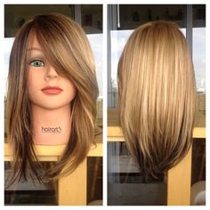 #scruples #haircolor #chesnutbrown #blonde #austin #proffessionalhairdressers