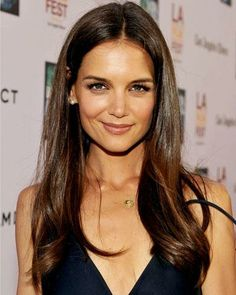 Katie Holmes hair: My stylist' new color goal for me!