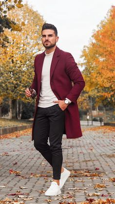 5 Ways To Layer Your Long Coat This Winter (Men) – LIFESTYLE BY PS Stylish Mens Fashion, Mens Fashion Blog, Best Mens Fashion, Men's Fashion, Fashion Styles, Fashion Ideas, Fashion Bible, Fashion Pictures, Fashion Inspiration