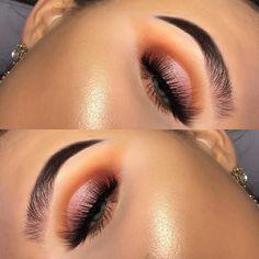 - Makeup Looks Going Out Eye Makeup Tips, Makeup Goals, Skin Makeup, Makeup Inspo, Makeup Inspiration, Beauty Makeup, Make Up Looks, Prom Makeup Tutorial, Cut Crease Eye