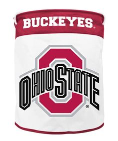 Look what I found on #zulily! Ohio State Buckeyes Canvas Laundry Bag #zulilyfinds