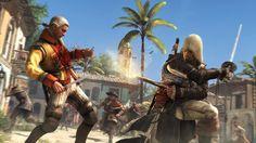 Jeux Vidéo Assassin's Creed IV: Black Flag  Fond d'écran