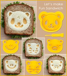 CuteZcute -- the perfect bento tool!