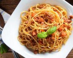 One pot pasta légère façon bolognaise