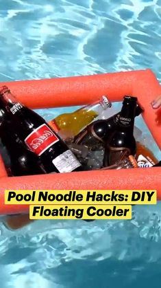 Diy Crafts Hacks, Easy Diy Crafts, Diy Home Crafts, Diy Arts And Crafts, Crafts To Do, Simple Life Hacks, Useful Life Hacks, Diy Pool Heater, Pool Hacks