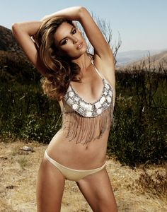 love this halter top bikini