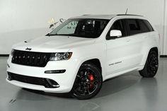 2015 Jeep Grand Cherokee Srt8 For Sale