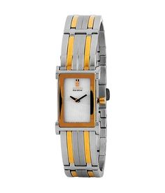 Citizen Rectangular Quartz Metal Watch