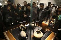 Iran displays ancient Persian artifacts returned from the US. Iran is displaying hundreds of ancient and Persian artifacts, some dating back as far as 3,500 years and all of them recently brought back home from museums and collections in Western countries...