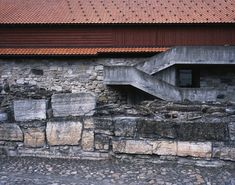 Sverre Fehn - Hedmark Museum, Hamar  1973
