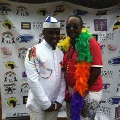 Highlights into Pride Uganda 2015 Celebrations.