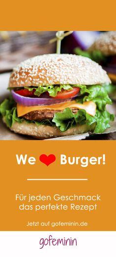Von klassisch bis vegetarisch!