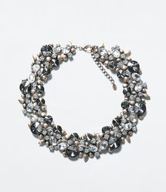 ZARA - WOMAN - FLOWER NECKLACE