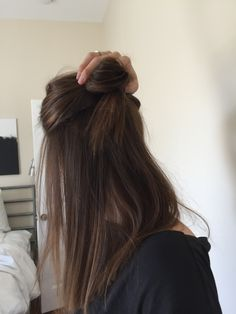 How to Style A Lob So You Look Like You've Jumped Straight Off Someones's Hairspiration Pinterest Board | Bustle