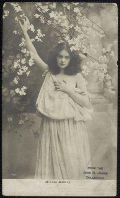 Edwardian Period   Minnie Ashley