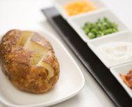 Recipe: Loaded Baked Potato