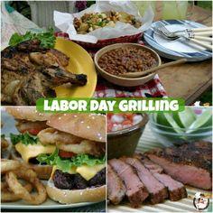 *** Labor Day BBQ ideas - Alluring Autumn