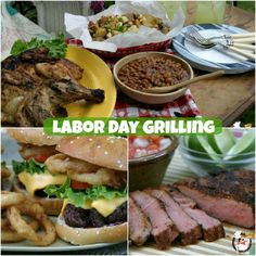 *** Labor Day BBQ ideas - Alluring Autumn