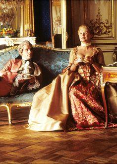 fuckyeahcostumedramas:  John Malkovich & Glenn Close in 'Dangerous Liaisons (1988).