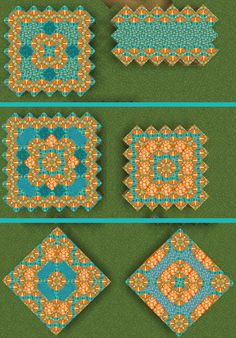 Today as requested I did some new designs using orange glazed terracotta :D - Mi. - Today as requested I did some new designs using orange glazed terracotta 😀 – Minecraft Minecraft Building Guide, Minecraft Plans, Minecraft Tutorial, Minecraft Blueprints, Minecraft Art, Minecraft Crafts, Minecraft Stuff, Minecraft Bedroom, Minecraft Floor Designs