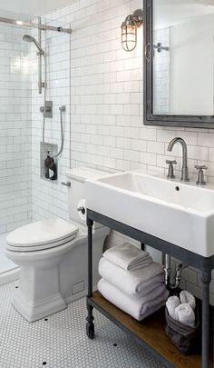 Farmhouse Small Bathroom Remodel and Decor Ideas (60)