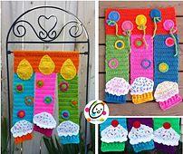 Ravelry: Birthday Flag pattern by Heidi Yates