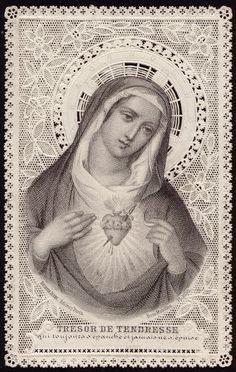 Sweet Heart of Mary