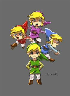 Toon Links by ま @bol318