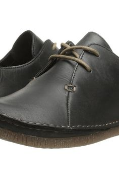Clarks Janey Mae (Black Leather) Women's  Shoes - Clarks, Janey Mae, 26111428-003, Footwear Closed Comfort, Comfort, Closed Footwear, Footwear, Shoes, Gift, - Street Fashion And Style Ideas