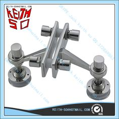 """""""F2002-180, 2 arms 180degree spider fitting with accessories"""""""
