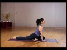 Keep this, as the video doesn't come thru on the blu-ray player for some reason. Hatha Yoga Flow 4 - Full 1 Hour Class.  I really liked this video.  A good flow of stretches.  Includes a short meditation at the end.  I felt really good afterwards.  I liked her voice -- very peaceful & relaxing.