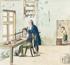 The bookbinder. - Leipzig, 1811.