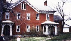 abandoned homes | Curtin Graham's Farm House