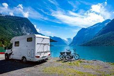 Italia e turismo in camper, numeri da record