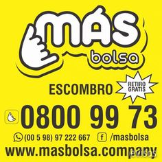 Recolección de Escombros GRATIS !!!  Retiro de escombros en bolsas de Plastilleras de ..  http://montevideo-city.evisos.com.uy/recoleccion-de-escombros-gratis-id-318386
