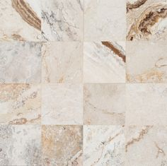 """Travertine Tile - Honed and Filled - Valencia Botticelli Beige / 12""""x12""""x3/8"""" / Honed and Filled / Straight Edge"""