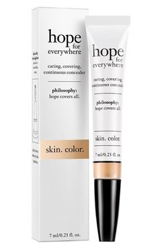 philosophy 'hope for everywhere' concealer available at #Nordstrom