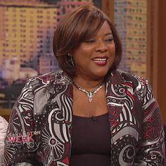 "Loretta Devine on ""The Wendy Williams Show"""