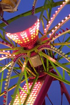 Carnival Ride by Craig Walkowicz, via Flickr