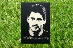 Lionel Messi wood inlay pictures, intarzia kép