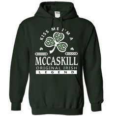 Awesome Tee MCCASKILL st patrick day T shirts