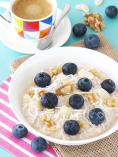 An easy, healthy breakfast for one made with rolled oats, grated apple, Greek-style yogurt and chopped nuts. Did you know that overnight oats are also known as Bircher muesli? And more importantly, were you aware that Bircher muesli has absolutely nothing to do with 'Birchers' – members of the John Birch Society? Really, don't get them confused! …