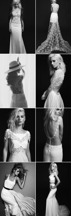 Understated Elegance! Top 8 French Wedding Dress Designers