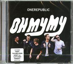 ONE REPUBLIC - OH MY MY DELUXE EDITION - CD  Clicca qui per acquistarlo sul nostro store http://ebay.eu/2dKD72A