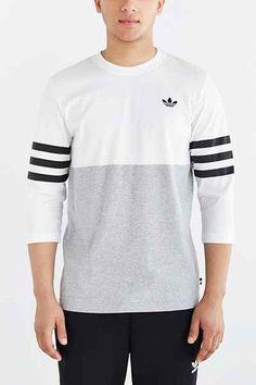 adidas Originals Quarterback Jersey - Urban Outfitters