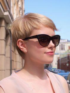 23 Coiffures Courtes Magnifiques et Eblouissantes pour Cheveux Fins | http://www.coupecourtefemme.net/coiffures-courtes/23-coiffures-courtes-magnifiques-eblouissantes-cheveux-fins/539